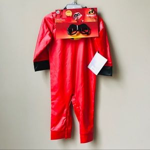 Jack Jack The Incredibles 2 Costume Size 18-24 Mos